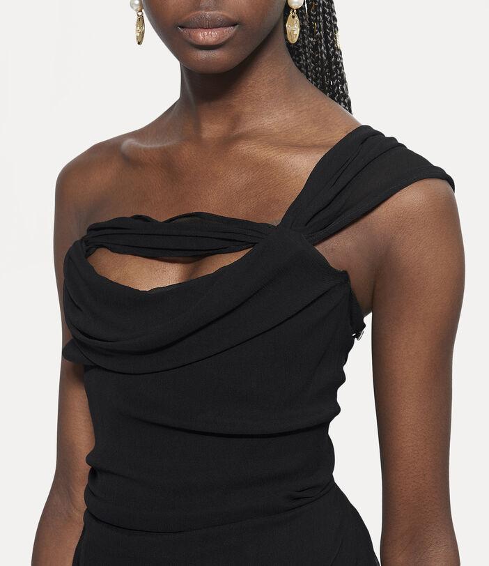 Magical Sol Dress Black 5