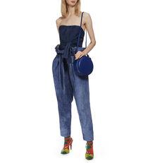 Johanna Round Bag 43040003 Blue