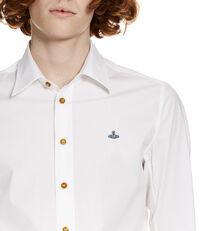 Classic Stretch Shirt White