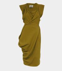 Grand Fond Dress Khaki