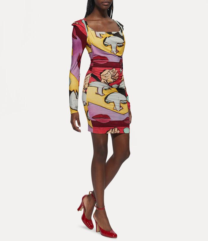 Elizabeth Jersey Dress One Fun September 2