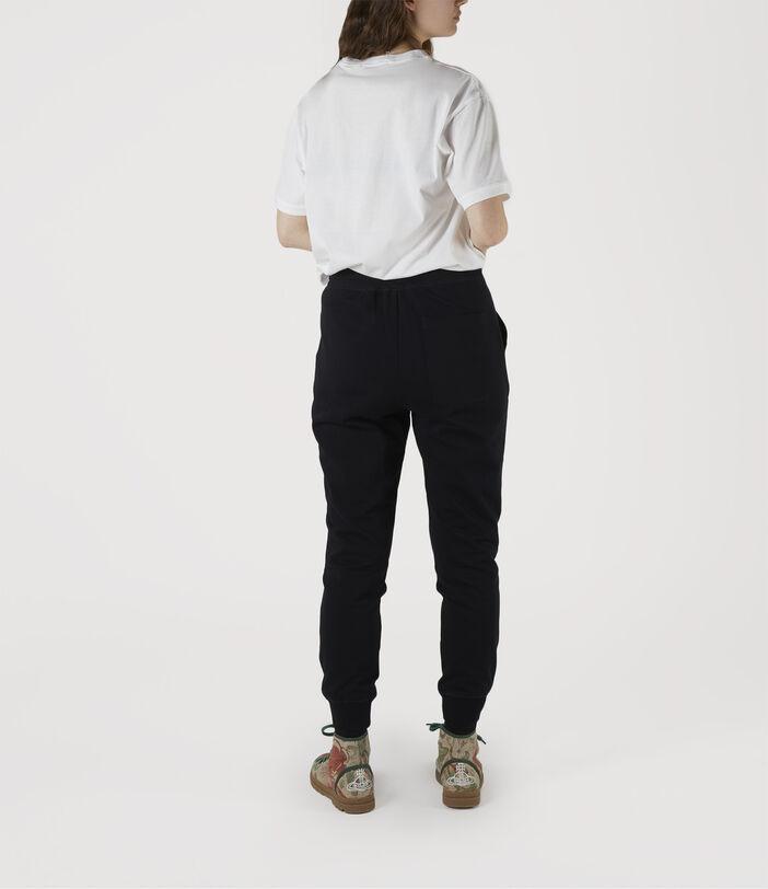 Man Crash T-Shirt White 6