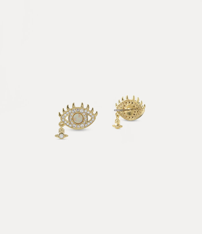 Rahmona Earrings Gold-Tone 2