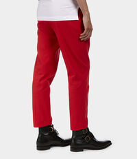 James Bond Trousers Red