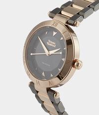 Montagu Watch Gunmetal/Rose