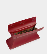 Kelly Clutch Bag Red