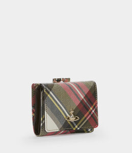DERBY SMALL FRAME WALLET