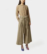 Classic Knit Cardigan Camel