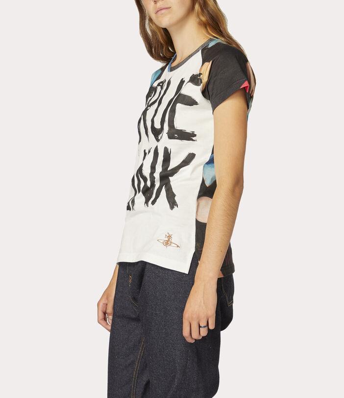 Bea T-Shirt Chrissie Hynde Print 7