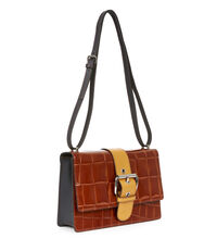Alex Crossbody Bag 43040009 Brown
