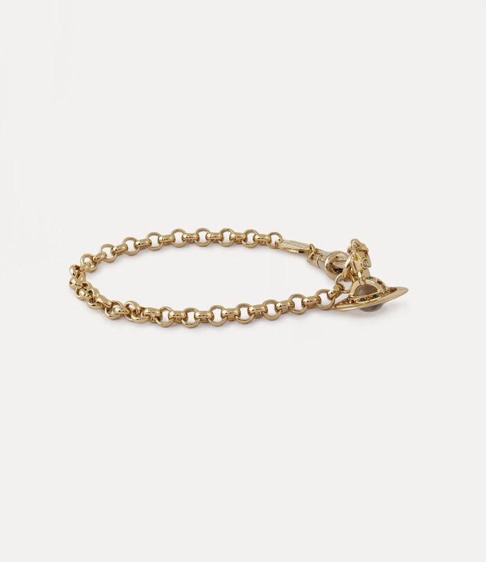 New Petite Orb Bracelet Gold-Tone 2