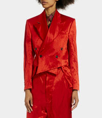 Frock Coat Red