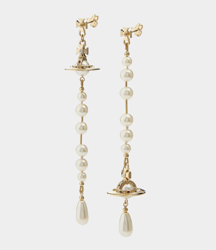 Broken Pearl Earrings 2