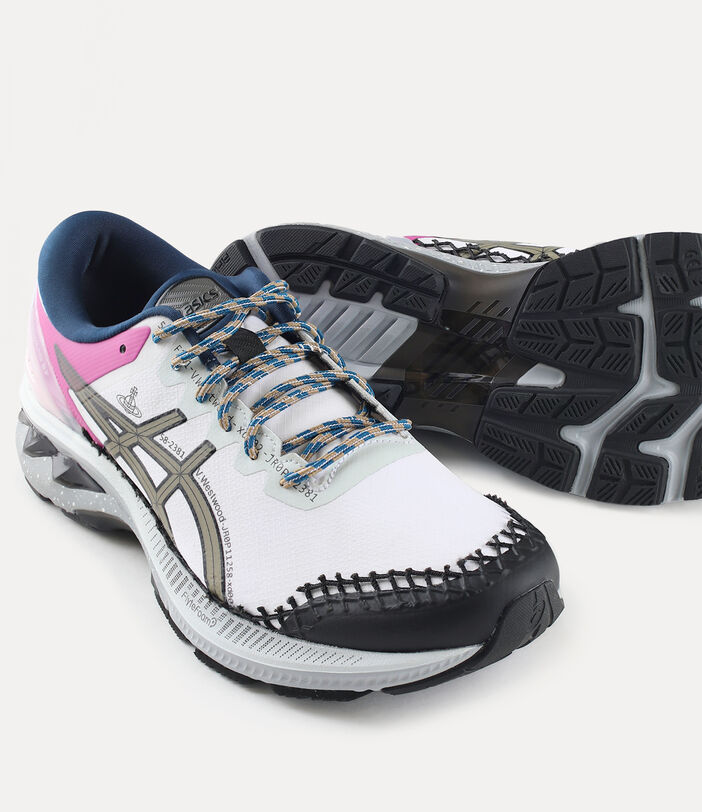 Gel-Kayano 27 De White 4