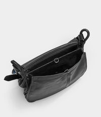 Robin Large Messenger Bag Black