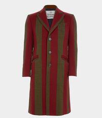 Castle Coat Bordeaux/Brown