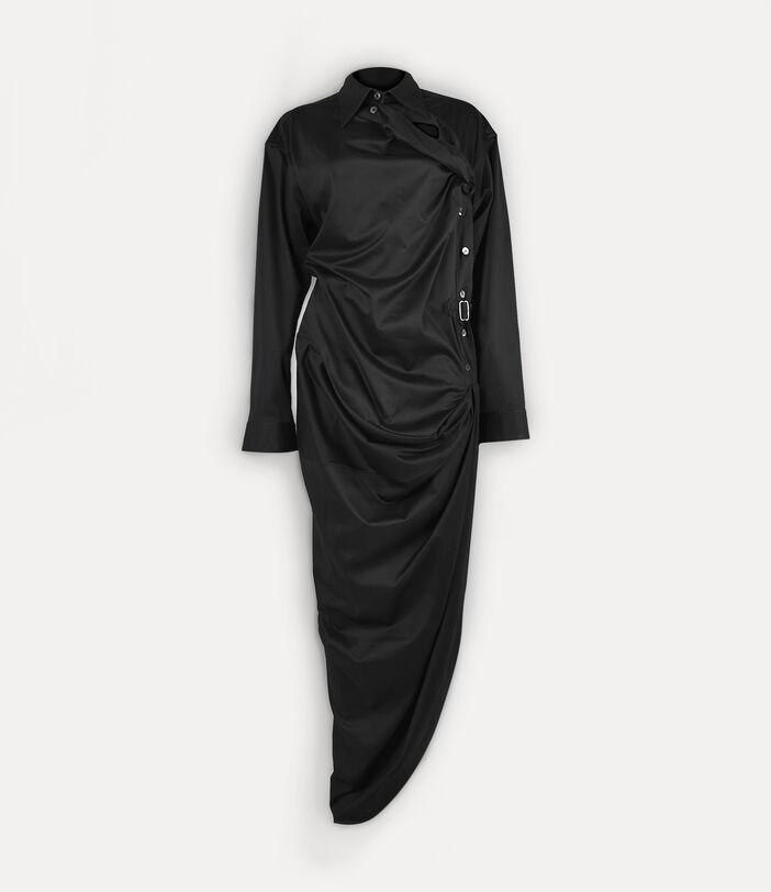 Ming Dress Black 1