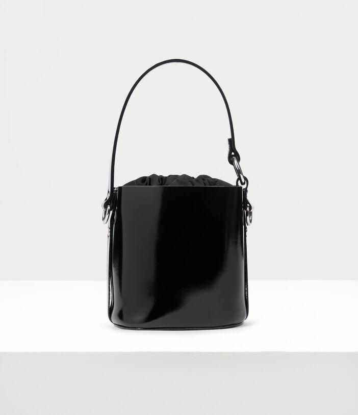 Betty Small Bucket Bag Black 4