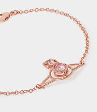 Nora Bracelet Pink Gold