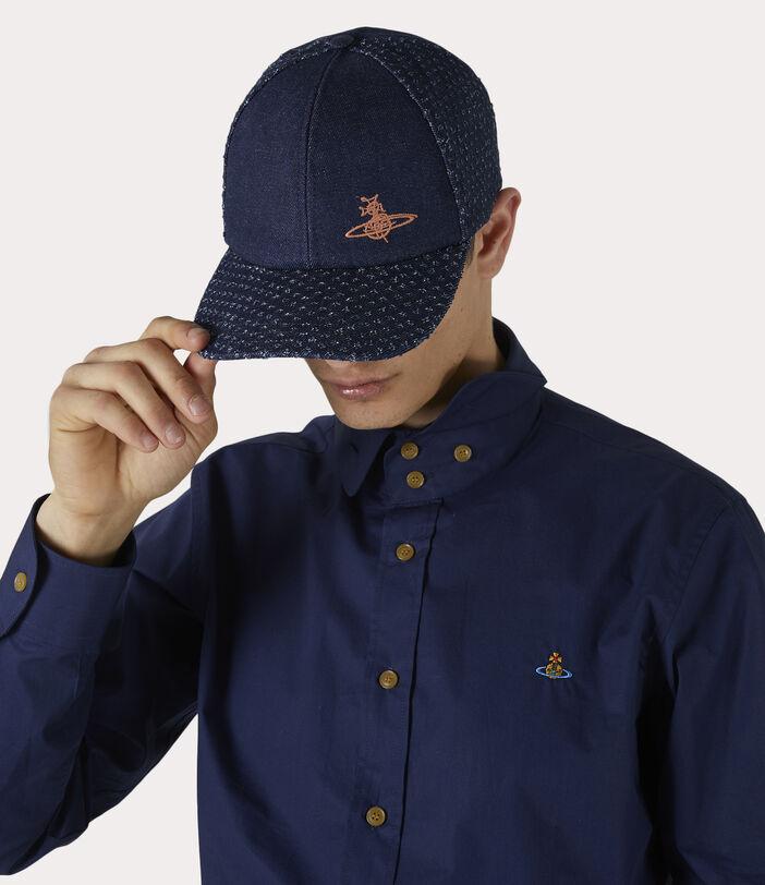 Baseball Hat Blue 2