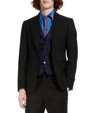 Waistcoat Jacket Black