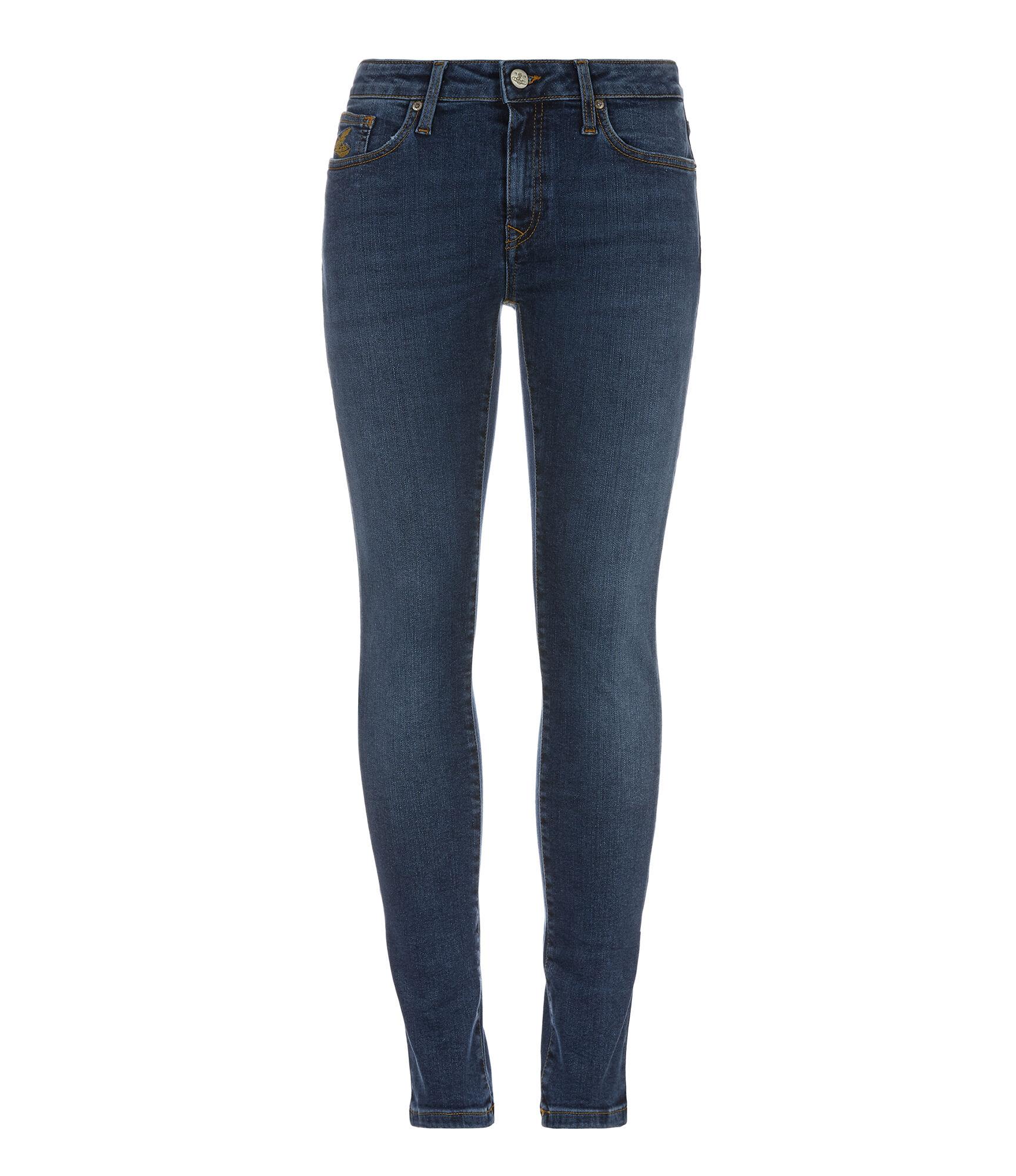 Super Skinny Jeans Blue Denim