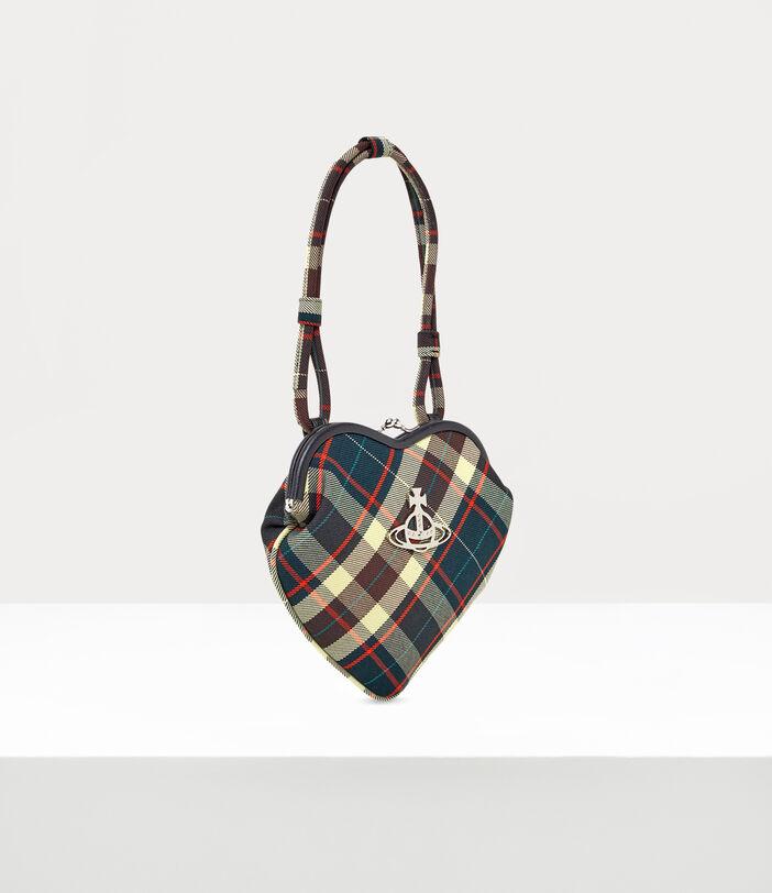 Pan Heart Purse Multicoloured 2