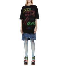 Organic Baggy T-Shirt Black