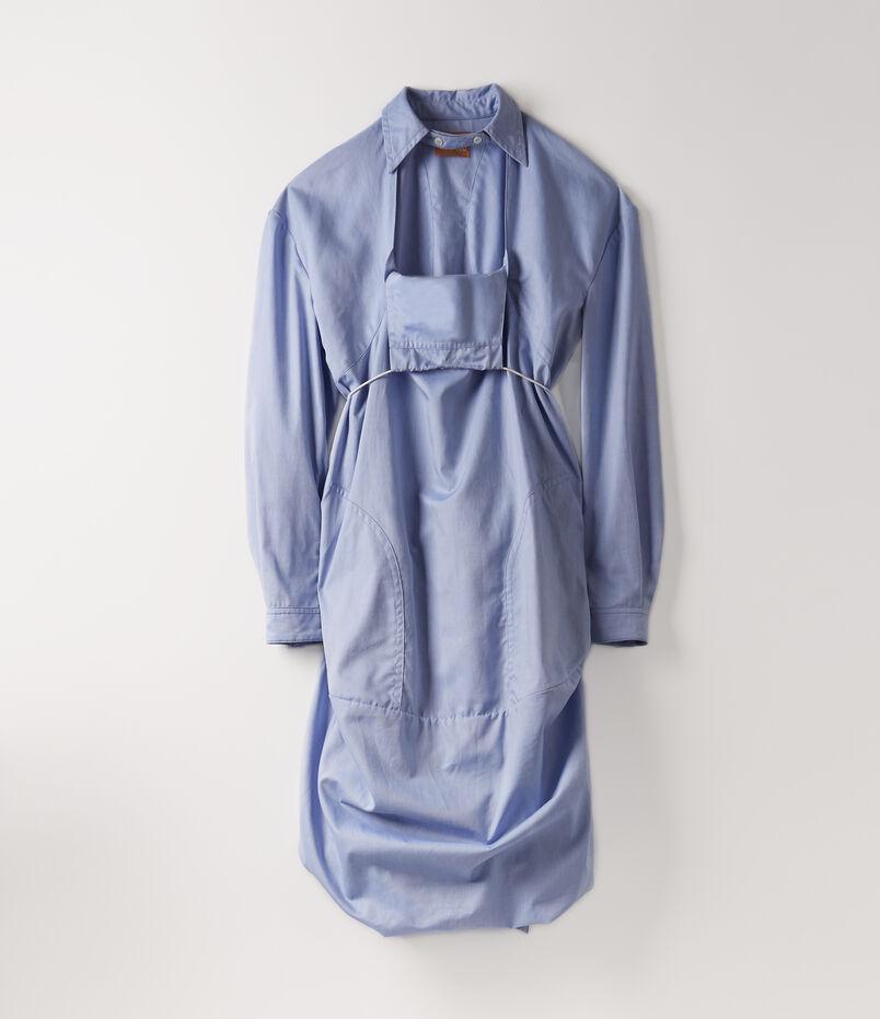 0cb7f5827d23 Kabul Dress Blue