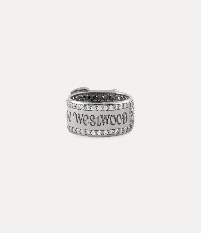 Pavé Belt Ring 2
