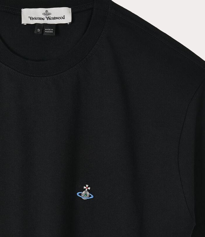 Classic T-Shirt Multicolour Orb Black 3