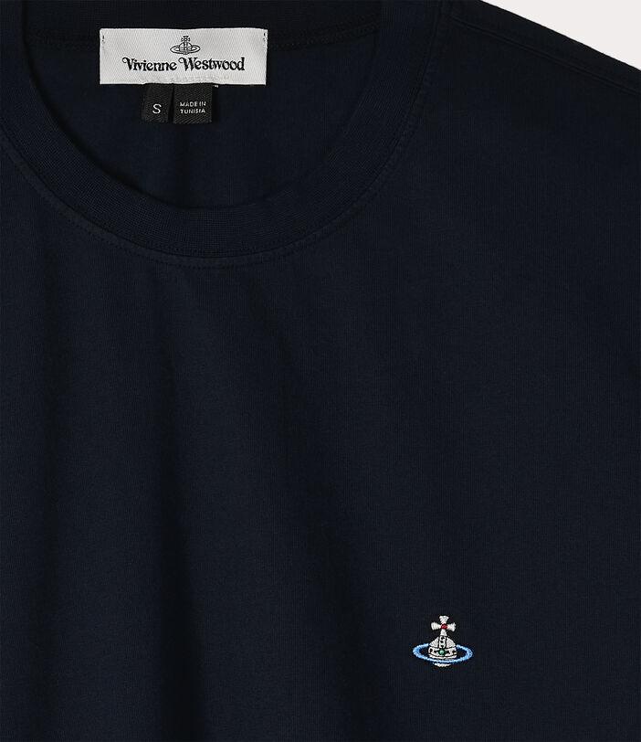 Classic T-Shirt Multicolour Orb Navy 3