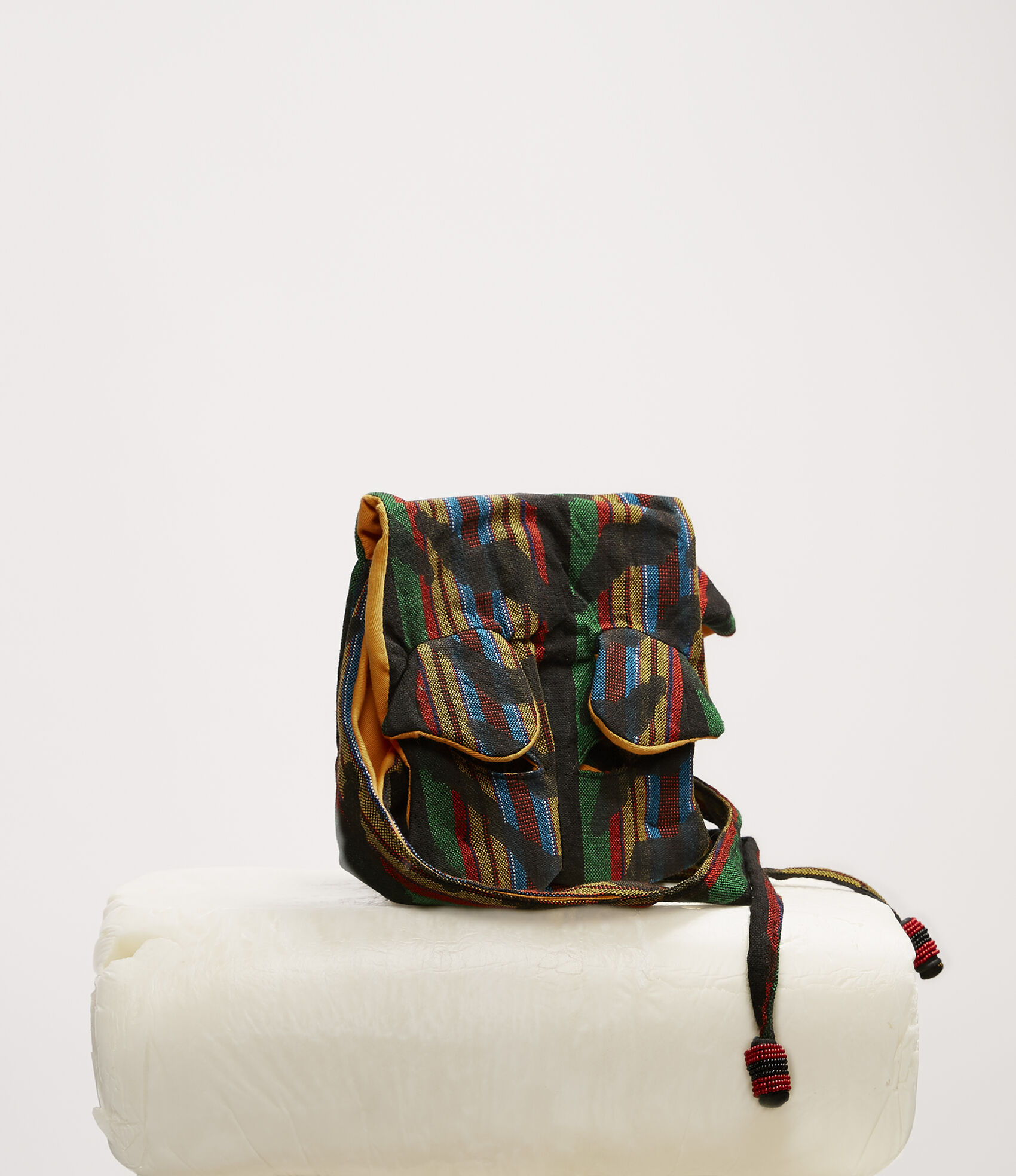 81e5f8b8b309 Vivienne Westwood Crossbody Bags - Mini Tiger Shoulder Bag Multi