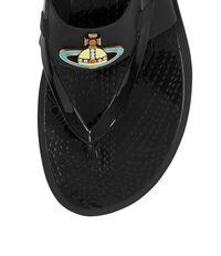 Orb Sandals Black