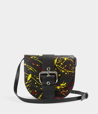Alex Saddle Bag Multi