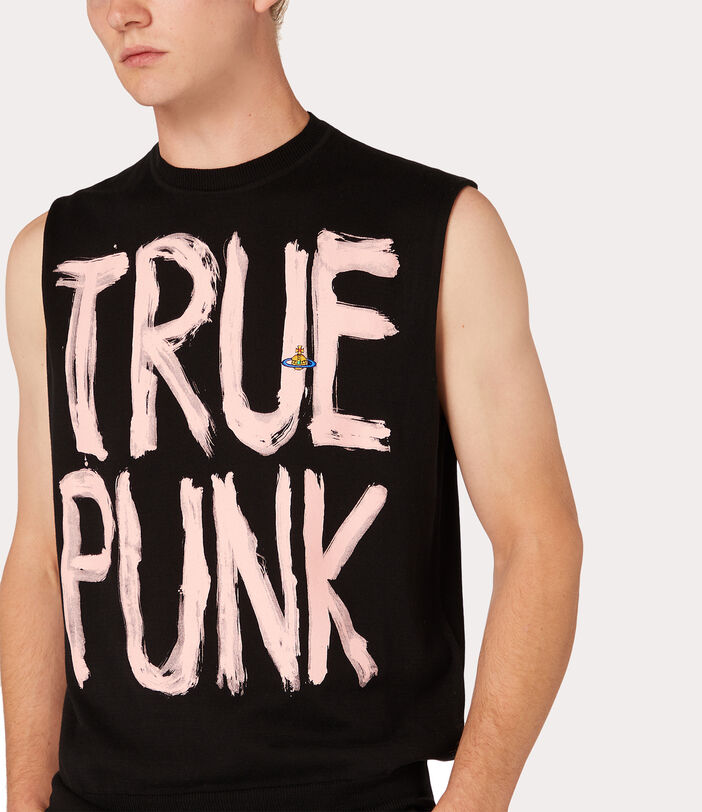 Punk Top Black 5