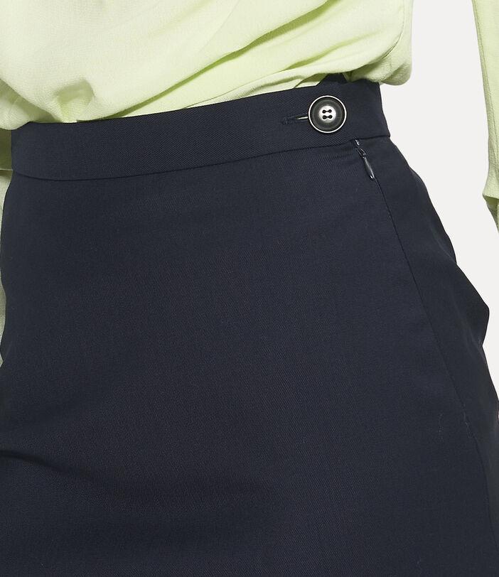 Midi Infinity Skirt Black 4