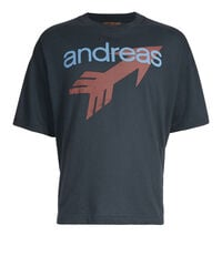 Andreas T-Shirt Blue