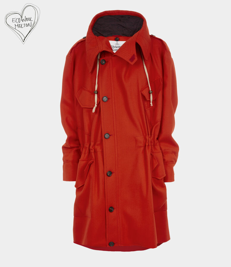 Military Parka Red from Vivienne Westwood