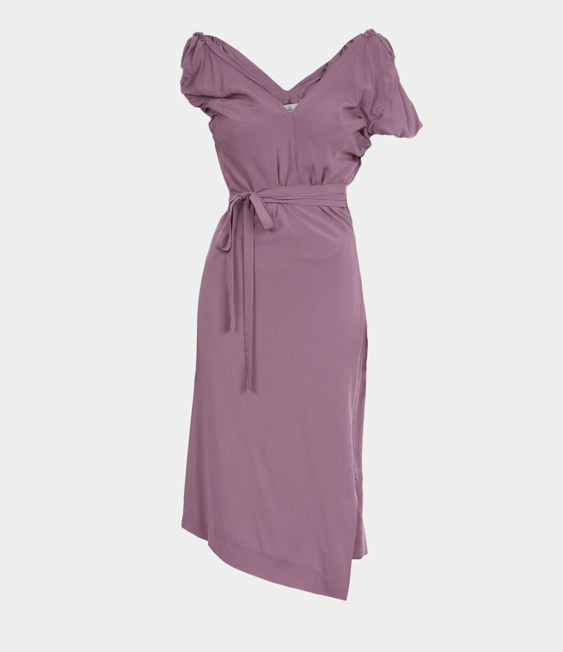Gabriella Pencil Dress Mauve