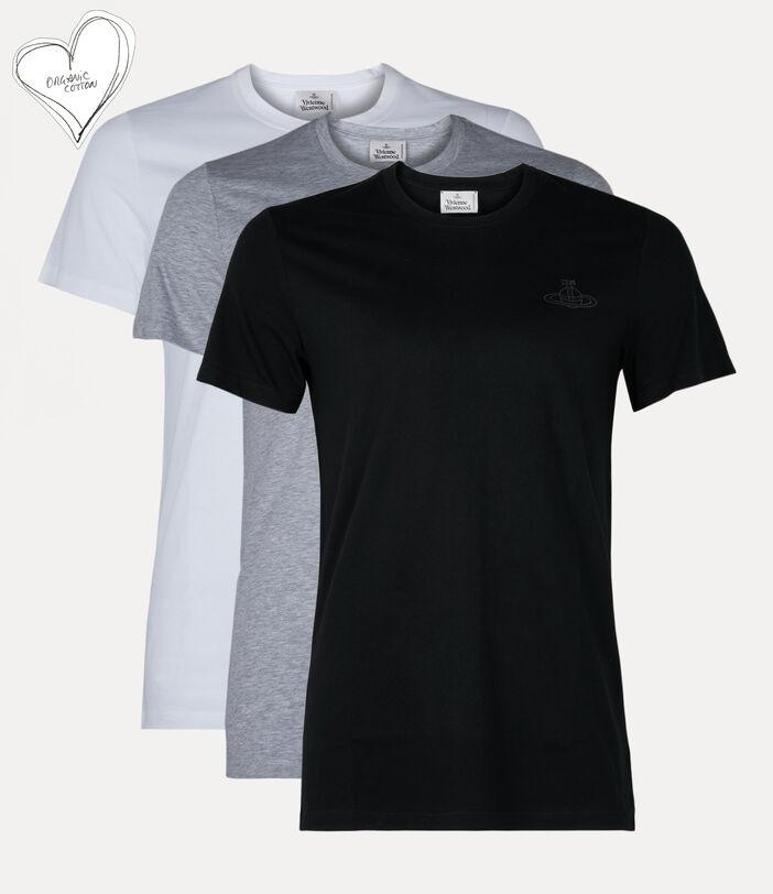Three-Pack T-shirt 1