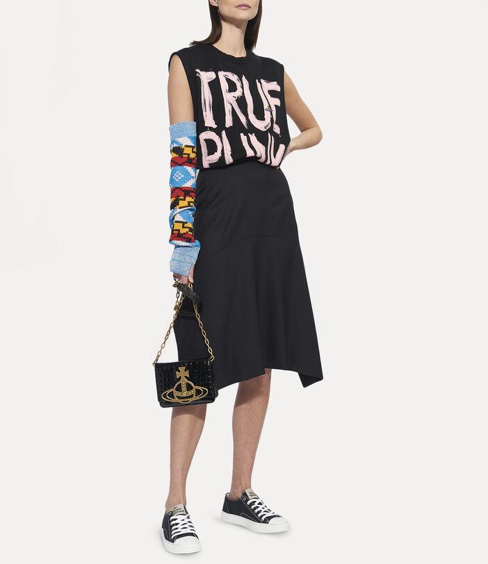 Tailored Phoenix Skirt Black 2