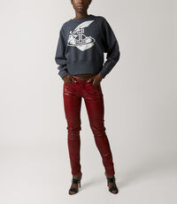Slim Jeans Red