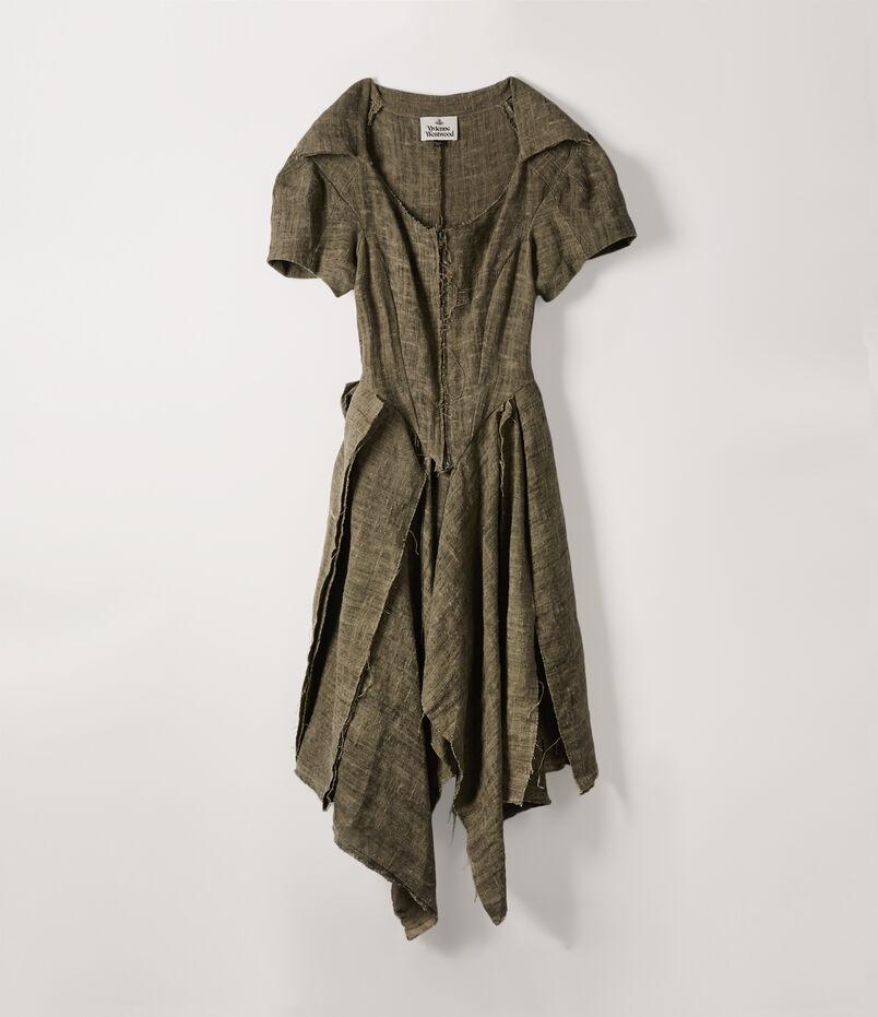 414b6cd00063 Court Dress Grey