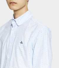 Two Button Krall Shirt Light Blue