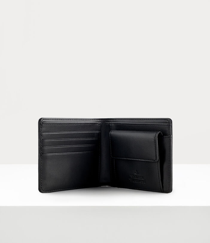 Derby Billfold With Coin Pocket 3