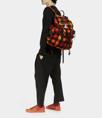 Maasai Shuka Small Army Rucksack