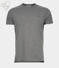 Peru T-Shirt Grey Melange