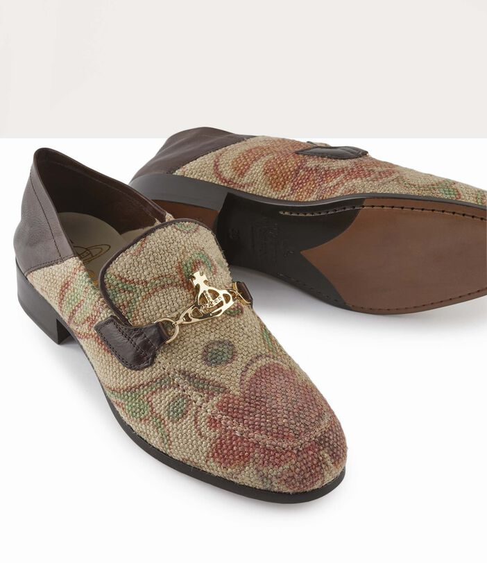 Women'S Orb Loafers Natural 5