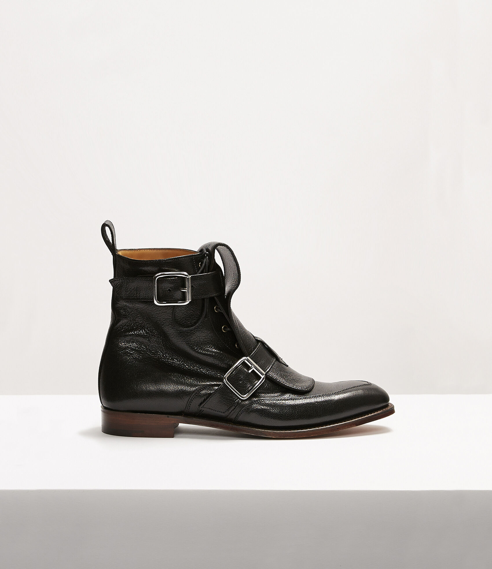 Seditionary Punk Boot in Black from Vivienne Westwood